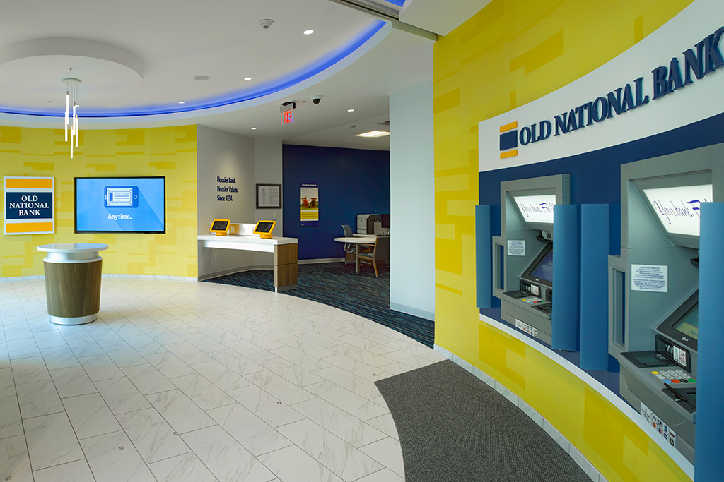 Old National Bank of the Future Design
